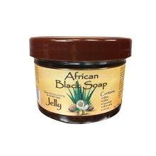 Okay African Black Soap, Jelly, 7 Ounce