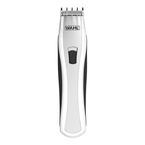 Wahl Lithium Rechargeable Stubble Trimmer, White