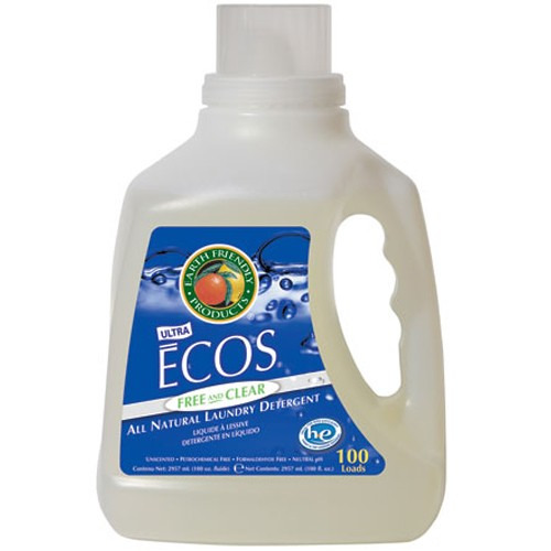 Earth Friendly Products Ecos Laundry Liquid Lavender 50 Wash