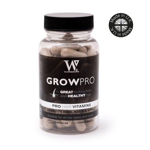 GrowPro - Best Hair Vitamins with nail strengthener formula