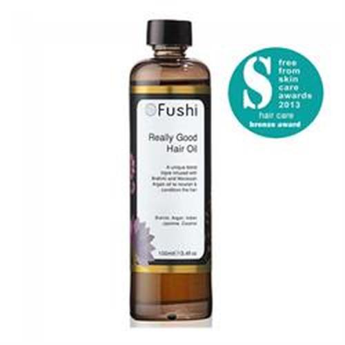 Fushi Wellbeing Really Good Hair Oil 100ml