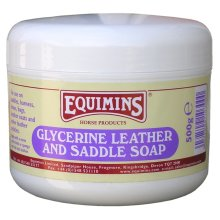 Equimins Leather Tub Soap 500g