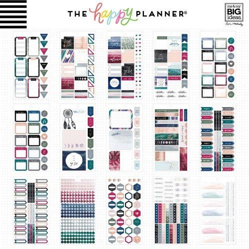 Happy Planner Sticker Value Pack-Boho
