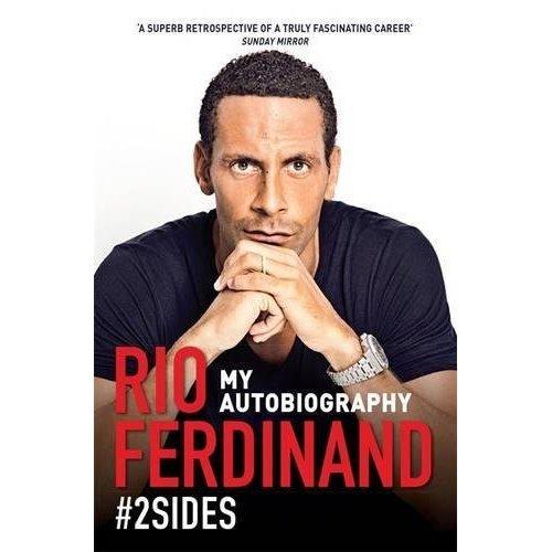 Rio Ferdinand #2sides: My Autobiography