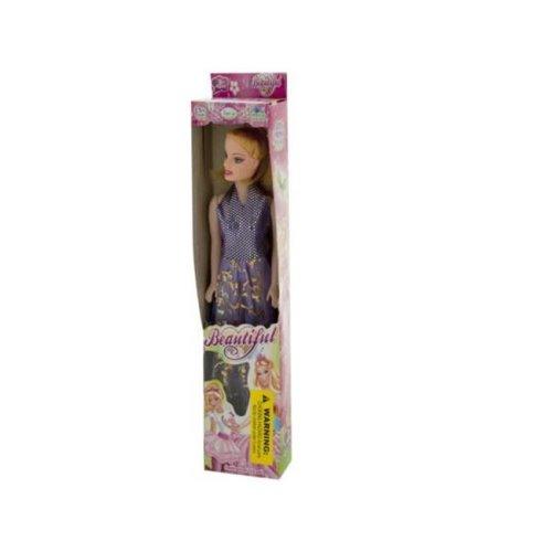 Kole Imports KK415-16 Glamorous Fashion Doll - Pack of 16