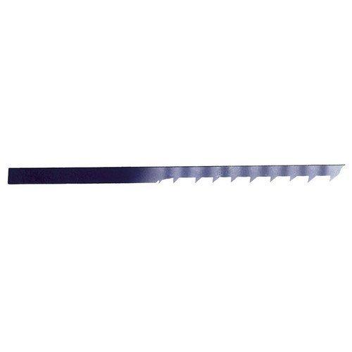 Draper 25509 127mm x 10tpi No 12 Plain End Fretsaw Blades