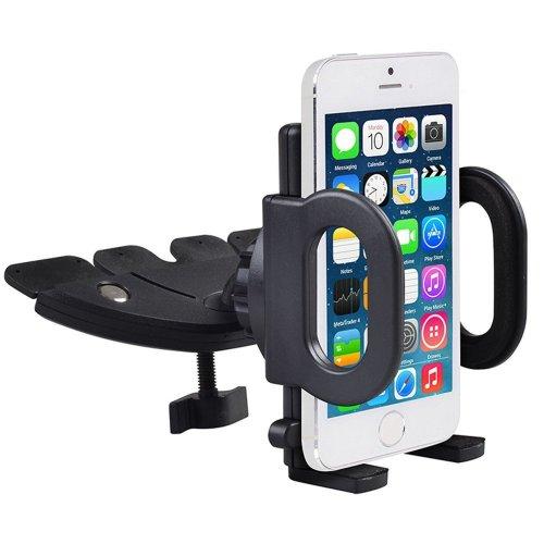 Maclean MC-682Car CD Slot Phone Holder Car Auto Universal 360