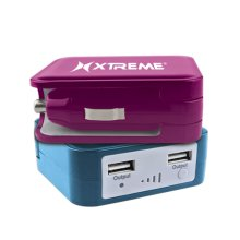 Xtreme 3600mAh Battery Bank w/ Built-In Car Charger
