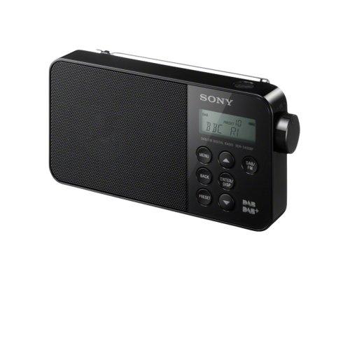 Sony XDRS40DBPB.CEK DAB/DAB+/FM Ultra Compact Digital Radio - Black