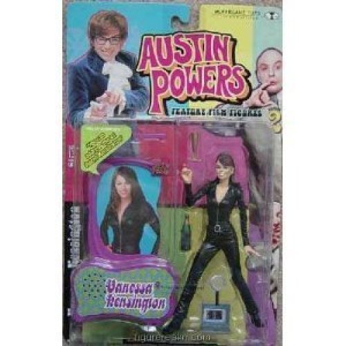 Vanessa Kensington from Austin Powers 2