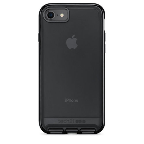 Tech21 Evo Elite Case Cover for Apple iPhone 7/iPhone 8 - Black - T21-5410
