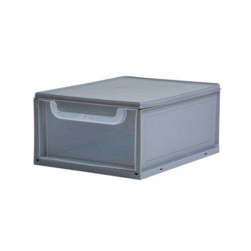 Wham High Grade Plastic Uni Drawer Modular Unit Organizer Trolley Storage Stand