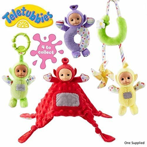 Teletubbies Early Play Nursery Toys (one supplied)