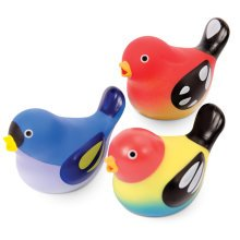 Touch & Tweets - Toy Birds Tweet Whistling Plastic Figure Sound Traditional -  toy touch birds tweet whistling tweets plastic figure sound