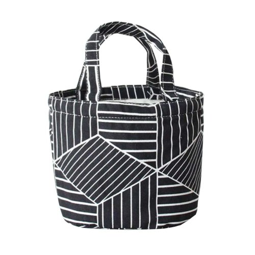Reusable Lunch Bag Tote Bag Lunch Organizer Holder Lunch Container - 07