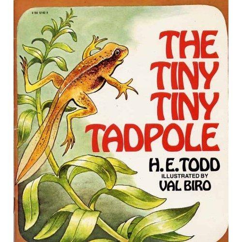 Tiny, Tiny Tadpole (Carousel Books)