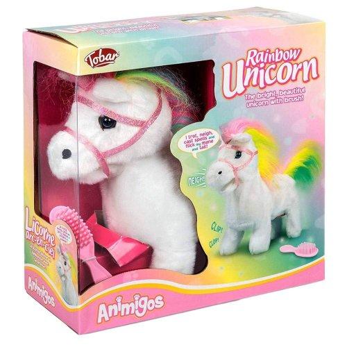 Animigos Rainbow Unicorn