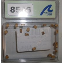 SINGLE BLOCK -WALNUT- 3mm (20u.) - Artesania Latina - Accessories: No 5 Series