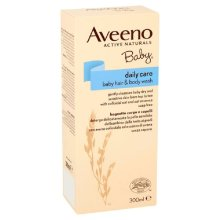 Aveeno Baby Daily Care Hair & Body Wash 300ml
