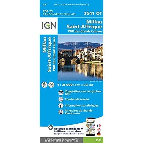 Millau / St-Affrique - PNR Grands Causses