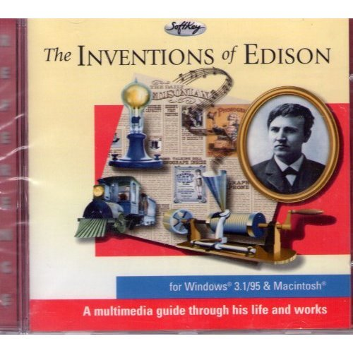 The Inventions of Edison - a multimedia guide through his life and works