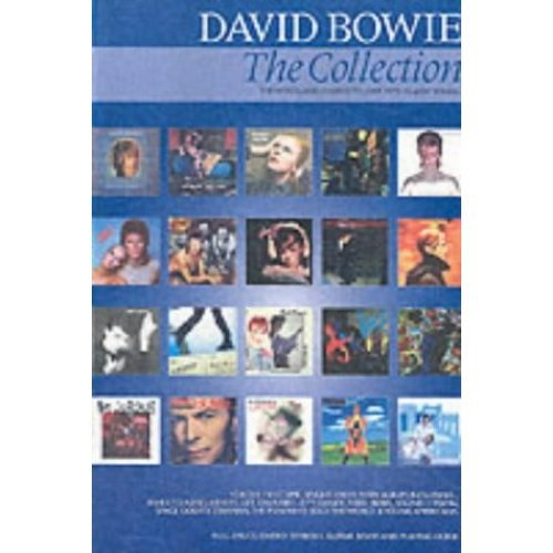 David Bowie: The Collection (Chord Songbook)