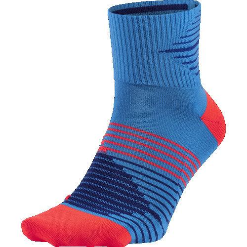 Nike Dri-FIT Lightweight QTR Running Sock