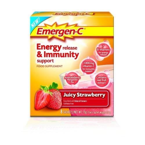 Emergen-C Juicy Strawberry