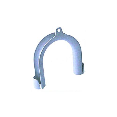 Washing Machine Drain Hose Crook Clip Spiral