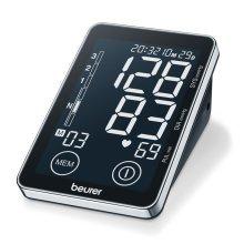 Beurer Upper Arm Blood Pressure Monitor BM58 Black 655.16