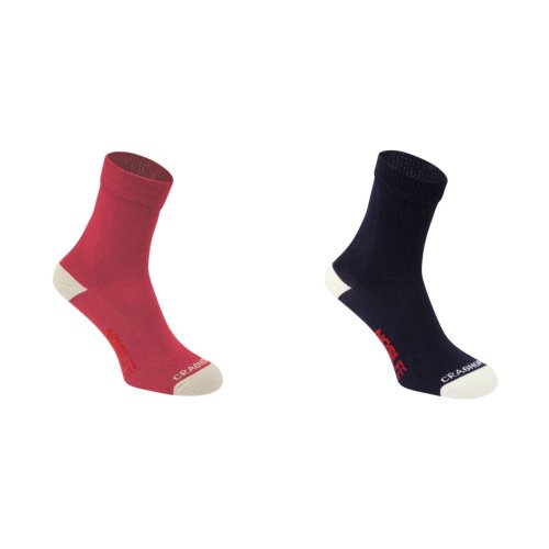 Craghoppers Womens/Ladies Single NosiLife Travel Sock