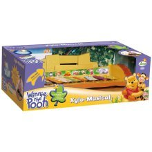 WINNIE THE POOH & FRIENDS ELECTRONIC MUSICAL XYLOPHONE