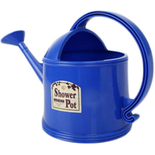Creative Candy Color Combination Watering Pot Watering Pot(Blue)