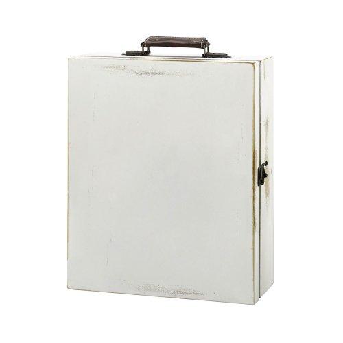 Antique White Wine Box Blank