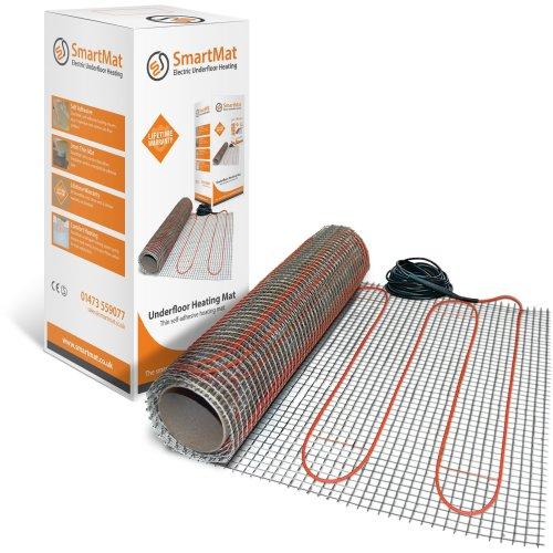 SmartMat 100w/m2 10.0m2 1000w Underfloor Heating Mat