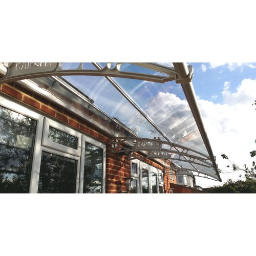 Cantilever Door Canopy | 7000mm wide x 1000mm projection