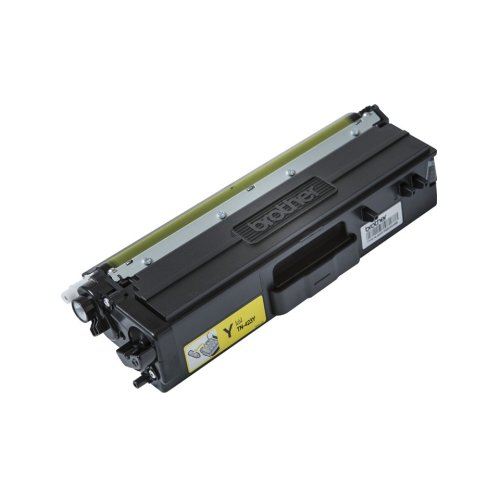Brother Tn-423y Cartridge 4000pages Yellow Laser Toner & Cartridge
