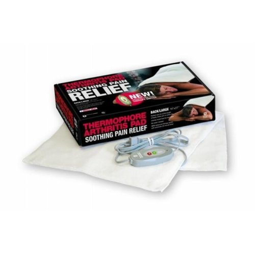 Battle Creek Equipment 155 14 in. X 27 in. Large Thermophore Arthritis Pad