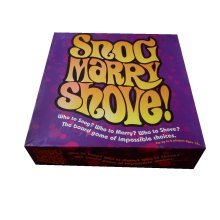 Snog Marry Shove Adult Game