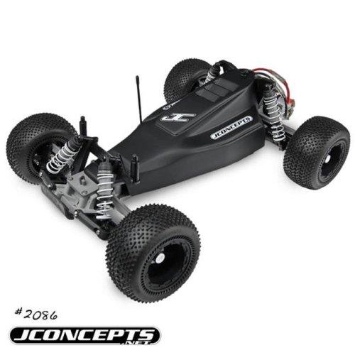 J Concepts JCO2086 Illuzion - Traxxas Rustler 2WD - Over Tray
