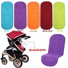 Washable Soft Baby Stroller Pushchair Car Seat Padding