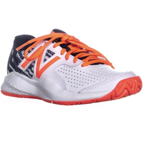 New Balance WCH696S3 Lace Up Tennis Shoes, Vivid Coral, 3.5 UK
