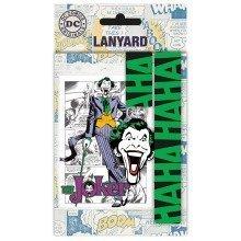 Dc Comics Joker Lanyard
