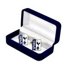 Tottenham Crest Cufflinks - Official Football Gift Club Spurs Licensed Hotspur -  cufflinks official football gift tottenham club crest spurs