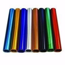 Aluminum Relay Baton- Set of 8