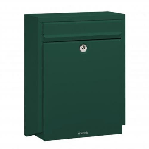 Brabantia B100 Post Box - Green