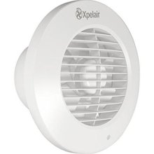 Xpelair Simply Silent DX150R Round Extractor Fan DX150TR Timer