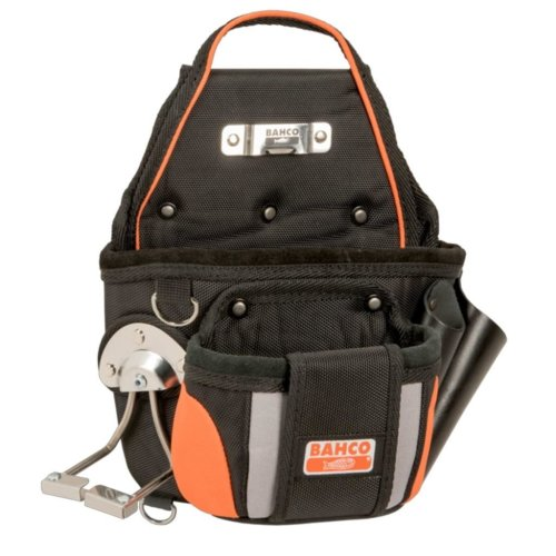 BAHCO Universal Tool Belt Pouch Black 4750-UP-1