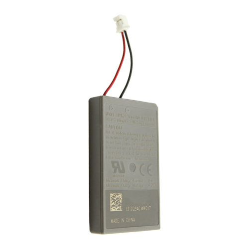 ZedLabz replacement internal genuine OEM battery cell pack for Sony PS4 controllers LIP1522 - grey