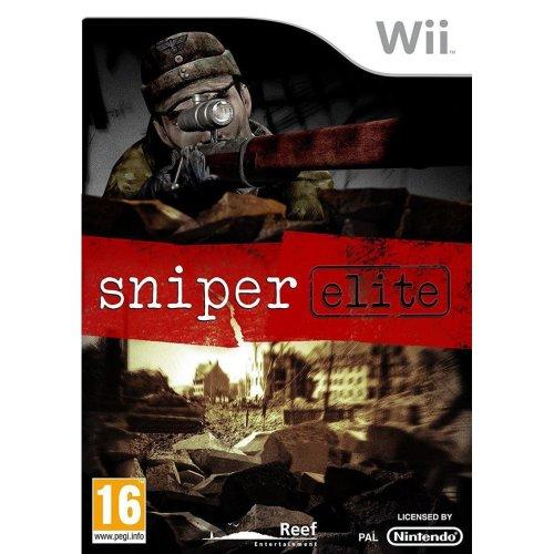Sniper Elite Nintendo Wii Game